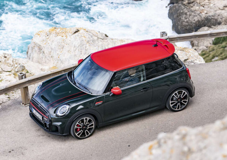 2022 Mini John Cooper Works Hardtop and Convertible Get a Refresh