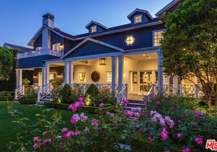 'Dawson's Creek', 'Scream' Creator Kevin Williamson Takes $9.4M for Nantucket-Inflected Charmer in L.A.