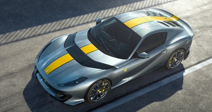 Ferrari Announces 812 Superfast 'Versione Speciale' Packing Its Most Powerful V12 Ever