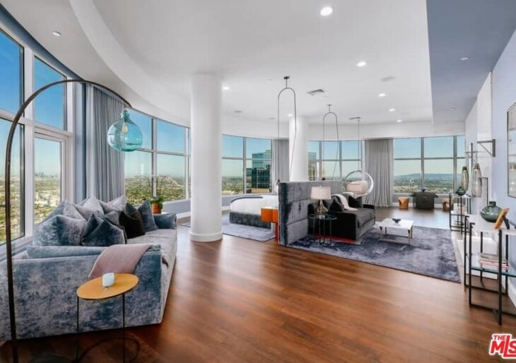 Matthew Perry Completes Sale of L.A. Penthouse for $21.6M