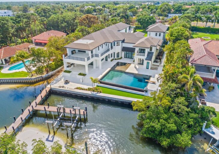 Golf No. 1 Dustin Johnson Takes $16.5M for Florida Home