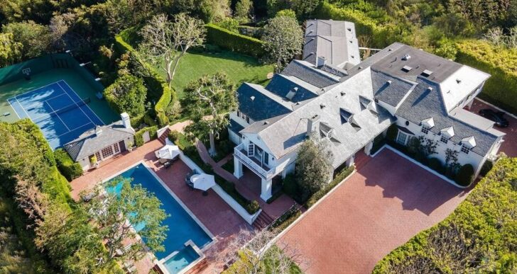 'Plot Against America' Producer Joe Roth Lists L.A. Home for $48M