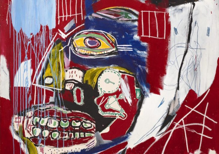 Basquiat's 'In This Case' Fetches $93.1M at Auction