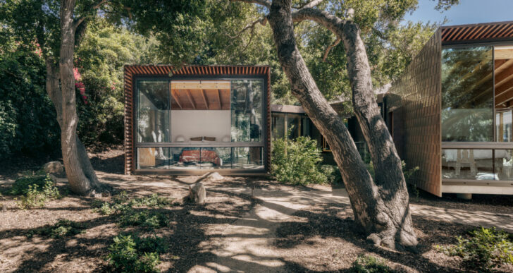 Branch House in Montecito by TOLO Architecture