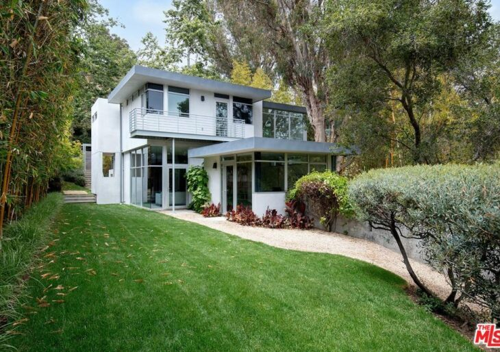 'Transformers' Director Michael Bay Puts Modernist L.A. Home on the Market for $4.5M