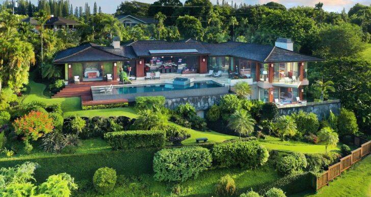 Carlos Santana Upgrades to Lush Retreat in Hawaii to the Tune of $20.5M