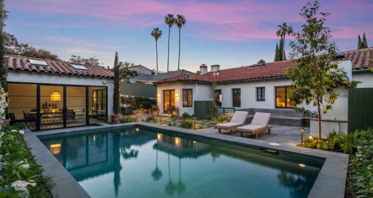 'NCIS' Star Emily Wickersham Gets Her Ask for $3.9M Spanish-Style Home in L.A.
