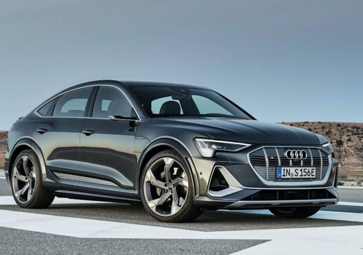 2022 Audi E-Tron S and E-Tron S Sportback Launching With $85K Starting Price