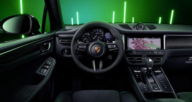 2022 Porsche Macan Updated Inside and Out