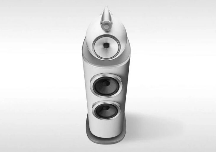 Bowers & Wilkins Launches Fourth-Gen 800 Series Diamond Speakers