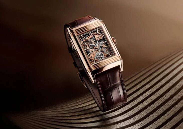 Jaeger-LeCoultre Shows Off $290K 'Reverso Minute Repeater Tribute'
