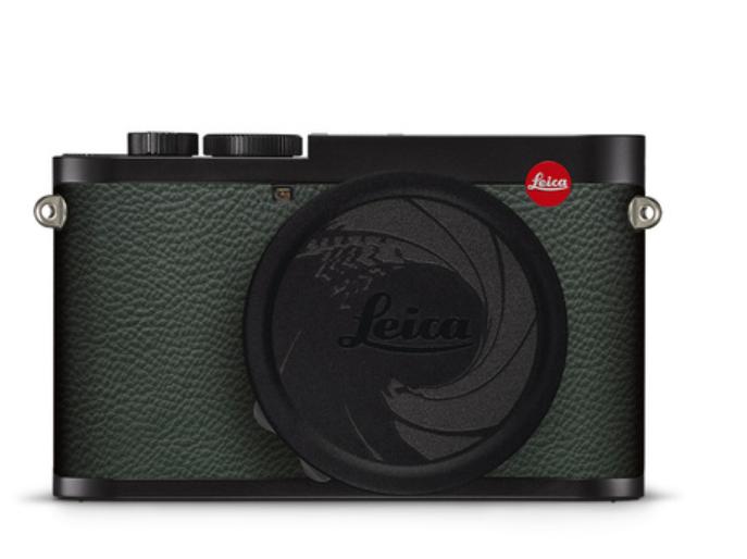Leica Q2 'Bond Edition' Marks New 007 Film Release