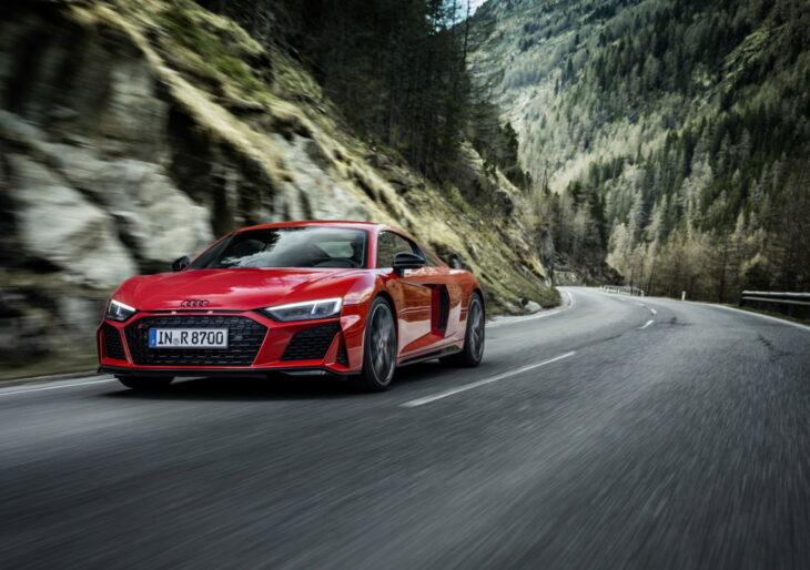 2022 Audi R8 V10 Performance RWD Revealed; 562 Horses on Board