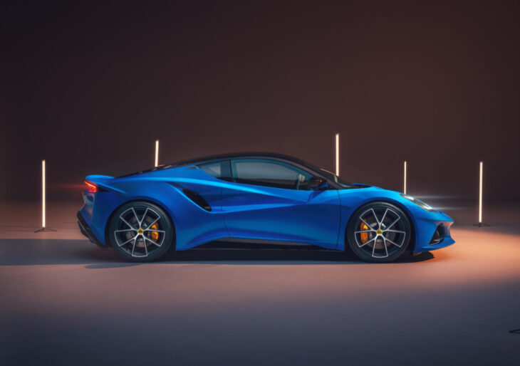 2022 Lotus Emira V6 First Edition Carries $94K Price Tag—Fully Loaded