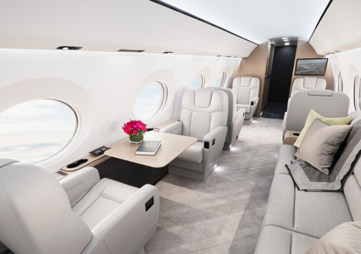 Gulfstream Introduces All-New G400 With $34.5M Price Tag