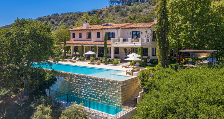 Justin Timberlake and Jessica Biel Offering Well-Appointed L.A. Spread for $35M